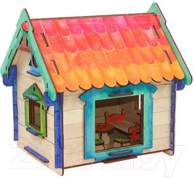 Сборная игрушка Woody Мой дом / 00204