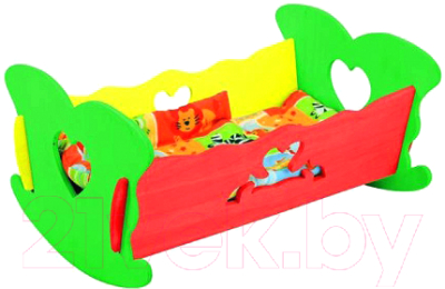 Аксессуар для куклы Stantom Кроватка / 006327