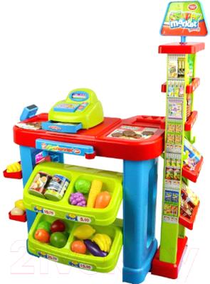 Магазин игрушечный Xiong Cheng Супермаркет / 008-85
