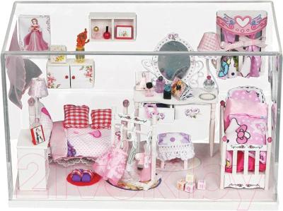 Набор для творчества БЕЛОСНЕЖКА Комната принцессы / 009-B