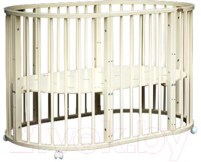 Детская кровать-трансформер Bambini М.01.10.14