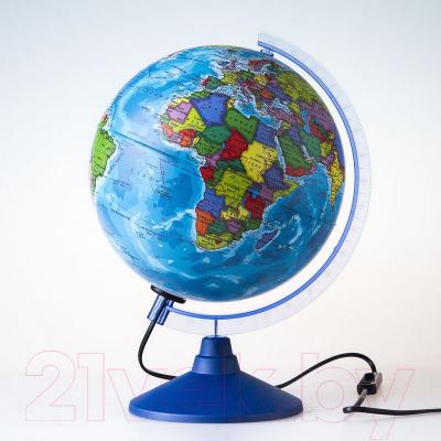Глобус Globen Политический Классик Евро с подсветкой / Ке012100180