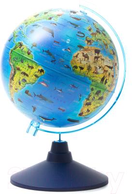 Глобус Globen Зоогеографический Классик Евро / Ке012100207