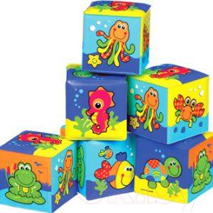 """Развивающая игрушка Playgro Мягкие кубики серии """"Моя первая игрушка"""" / 0181170"""