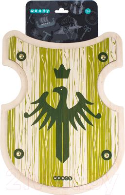 Щит игрушечный Woody Щит рыцаря немецкий / 01942