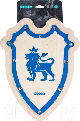 Щит игрушечный Woody Щит рыцаря английский / 01959