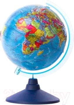 Глобус Globen Политический Классик Евро рельефный / Ке022100201