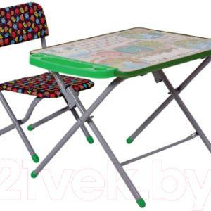 Комплект мебели с детским столом Фея Досуг 101 Монстрики