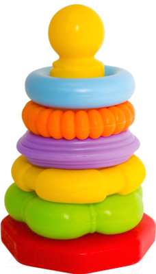 Развивающая игрушка Simba Пирамидка 104018158