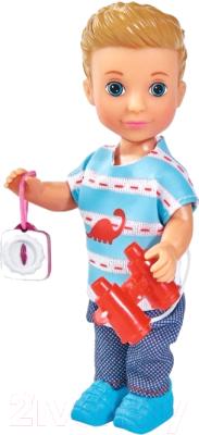 Кукла с аксессуарами Simba Тимми с рюкзаком и собачкой / 105733230
