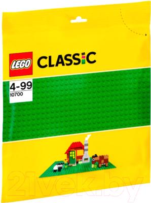 Элемент конструктора Lego Строительная пластина 10700