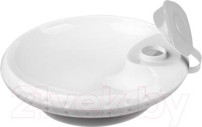 Тарелка для кормления BabyOno С присоской / 1070