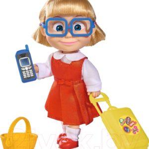 Кукла с аксессуарами Simba Даша с чемоданчиком / 109301013