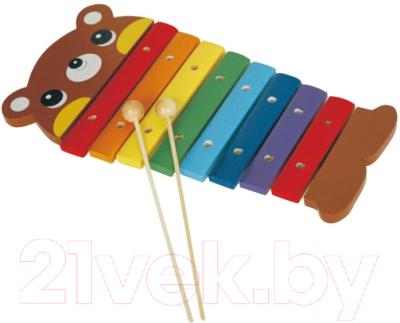 Музыкальная игрушка Bondibon Ксилофон Юный Музыкант / ВВ1100