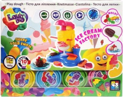 Набор для лепки Lovin'Do Фабрика мороженого / 11016