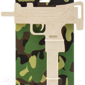 Пистолет игрушечный Woody Пистолет-пулемёт МАК 11 / 02321