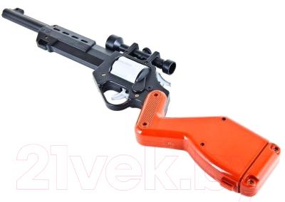 Автомат игрушечный Форма С оптическим прицелом / С-110-Ф