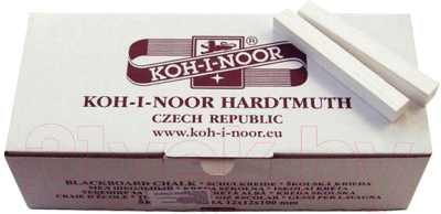Набор мела канцелярского Koh-i-Noor 111502
