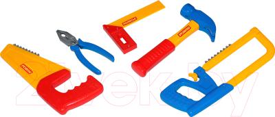 Набор инструментов игрушечный Полесье №11 / 53763