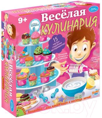 Набор для творчества Bondibon Веселая кулинария / ВВ1159