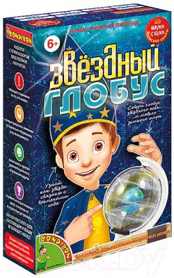 Набор для опытов Bondibon Звездный глобус / ВВ1177
