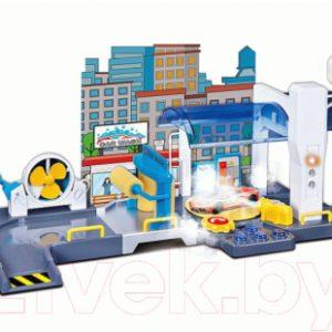 Набор игрушечных автомобилей Bburago Автомойка с 1 машинкой / 18-30406