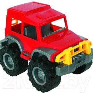 Автомобиль игрушечный Нордпласт Джип Хаммер 120
