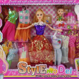 Набор кукол Ausini 122-5