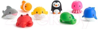 Набор игрушек для ванной Munchkin Морские животные / 1233501