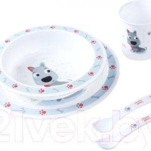 Набор детской посуды Canpol 12+ / 4/401