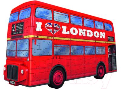3D-пазл Ravensburger Лондонский автобус / 12534