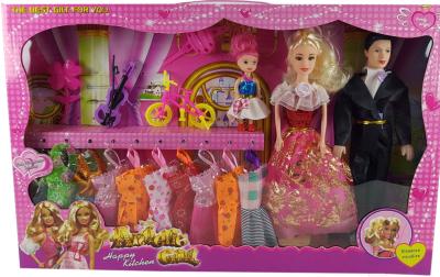 Набор кукол Ausini 127A3