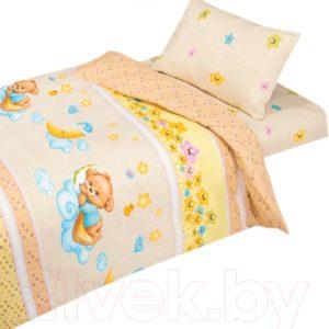 Комплект постельный в кроватку АртПостель Баиньки 130
