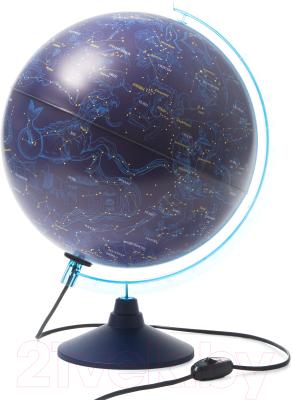Глобус Globen Звездное небо с подсветкой на круглой подставке / 13200277