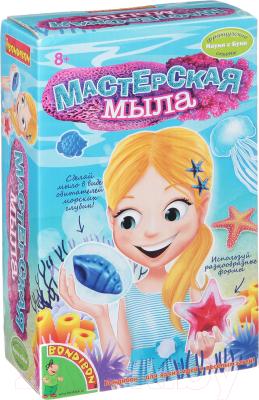 Набор для изготовления мыла Bondibon Науки с Буки. Мастерская мыла / ВВ1338