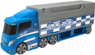 Автомобиль игрушечный Teamsterz Полицейский грузовик / 1416389.V19