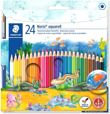 Набор акварельных карандашей Staedtler 144 10NC24