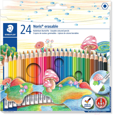Набор цветных карандашей Staedtler 144 50NC24