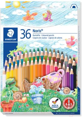 Набор цветных карандашей Staedtler 144 ND36
