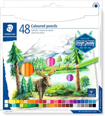 Набор цветных карандашей Staedtler 146C C48