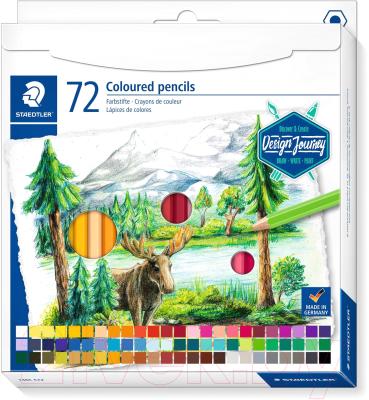 Набор цветных карандашей Staedtler 146C C72