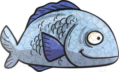 Пазл WoodLand Toys Рыбка / 147106