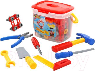 Набор инструментов игрушечный Полесье №1 / 47151
