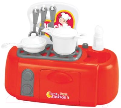 Кухонная плита игрушечная Huada Кухня / 1503446-979-15