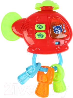 Развивающая игрушка Умка Мой первый вертолет / 1504M188-R