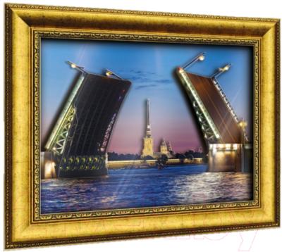 Набор для творчества Vizzle Папертоль. Дворцовый мост / 153
