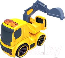 Набор игрушечной техники Huada Строительная техника / 1541949-6622-4