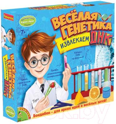 Набор для опытов Bondibon Веселая генетика / ВВ1544