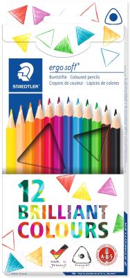 Набор цветных карандашей Staedtler 157 C12