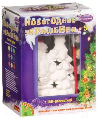 Набор для творчества Bondibon Новогодние украшения / ВВ1597